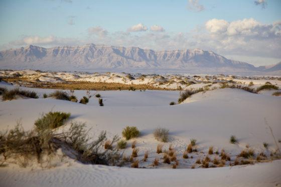 Dunes and Peaks