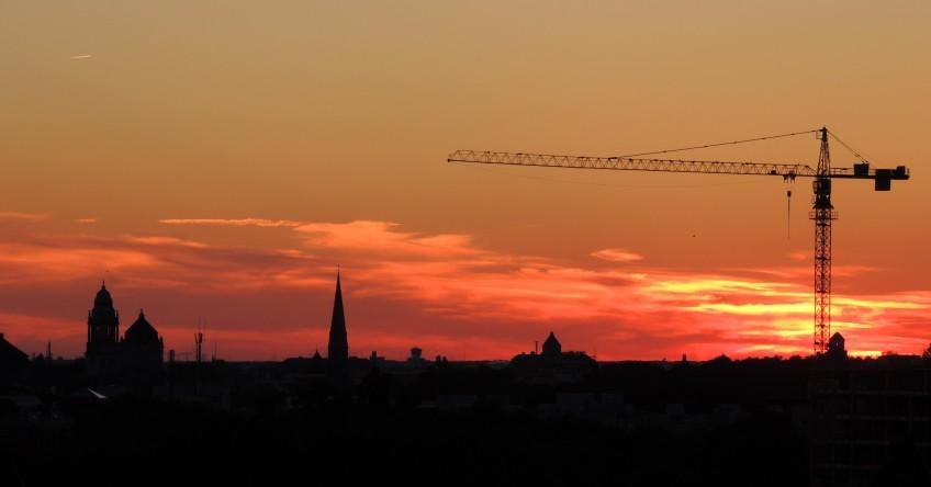 Of Cranes & Churches
